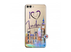 Coque Huawei P Smart I Love London