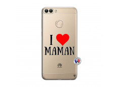 Coque Huawei P Smart I Love Maman