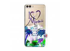 Coque Huawei P Smart I Love Miami