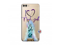Coque Huawei P Smart I Love New York