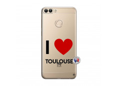 Coque Huawei P Smart I Love Toulouse