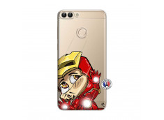 Coque Huawei P Smart Iron Impact