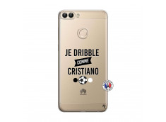 Coque Huawei P Smart Je Dribble Comme Cristiano