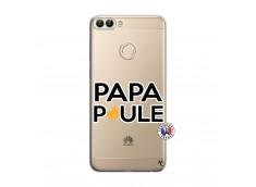 Coque Huawei P Smart Papa Poule
