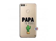 Coque Huawei P Smart Papa Tu Piques