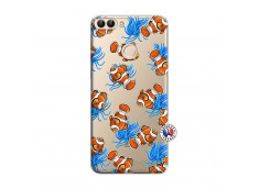 Coque Huawei P Smart Poisson Clown