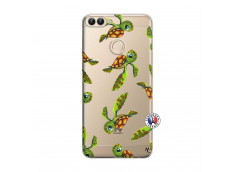 Coque Huawei P Smart Tortue Géniale