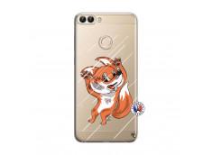 Coque Huawei P Smart Fox Impact