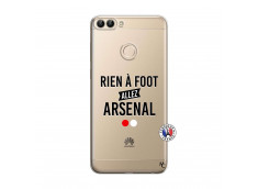 Coque Huawei P Smart Rien A Foot Allez Arsenal