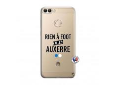 Coque Huawei P Smart Rien A Foot Allez Auxerre