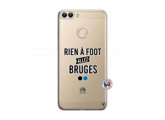 Coque Huawei P Smart Rien A Foot Allez Bruges