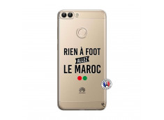 Coque Huawei P Smart Rien A Foot Allez Le Maroc