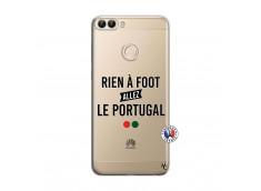 Coque Huawei P Smart Rien A Foot Allez Le Portugal