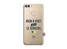 Coque Huawei P Smart Rien A Foot Allez Le Senegal