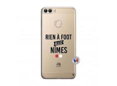 Coque Huawei P Smart Rien A Foot Allez Nimes