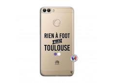 Coque Huawei P Smart Rien A Foot Allez Toulouse
