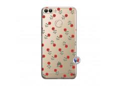 Coque Huawei P Smart Rose Pattern