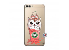 Coque Huawei P Smart Catpucino Ice Cream