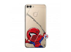 Coque Huawei P Smart Spider Impact