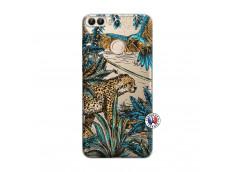 Coque Huawei P Smart Leopard Jungle