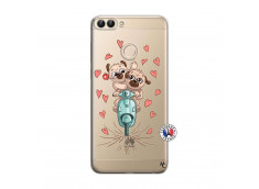 Coque Huawei P Smart Puppies Love