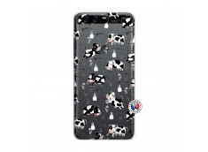 Coque Huawei P10 Cow Pattern