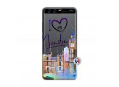 Coque Huawei P10 I Love London