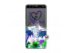 Coque Huawei P10 I Love Miami