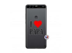 Coque Huawei P10 I Love Papa