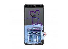 Coque Huawei P10 I Love Paris Arc Triomphe