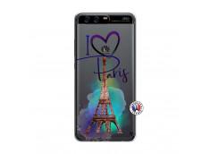 Coque Huawei P10 I Love Paris