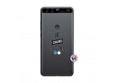 Coque Huawei P10 Je Crains Degun