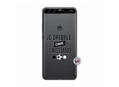 Coque Huawei P10 Je Dribble Comme Cristiano