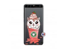 Coque Huawei P10 Catpucino Ice Cream