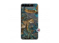 Coque Huawei P10 Leopard Jungle