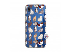 Coque Huawei P20 Lite Cat Pattern