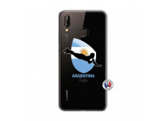 Coque Huawei P20 Lite Coupe du Monde Rugby-Argentina