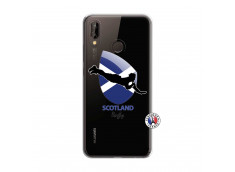 Coque Huawei P20 Lite Coupe du Monde Rugby-Scotland