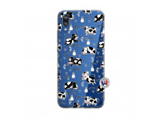 Coque Huawei P20 Lite Cow Pattern