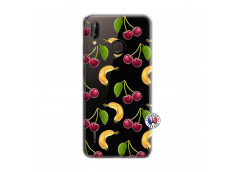 Coque Huawei P20 Lite Hey Cherry, j'ai la Banane