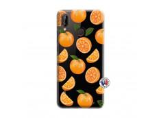 Coque Huawei P20 Lite Orange Gina