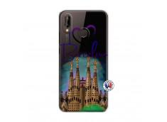 Coque Huawei P20 Lite I Love Barcelona