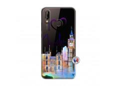 Coque Huawei P20 Lite I Love London
