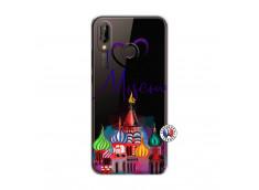 Coque Huawei P20 Lite I Love Moscow