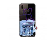 Coque Huawei P20 Lite I Love Paris Arc Triomphe