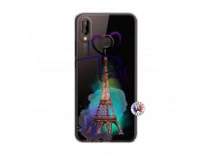 Coque Huawei P20 Lite I Love Paris