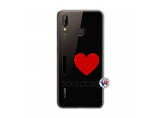 Coque Huawei P20 Lite I Love Toulouse