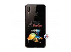 Coque Huawei P20 Lite Je Peux Pas J Ai Bricolage