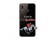 Coque Huawei P20 Lite Je Peux Pas J Ai Equitation