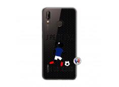 Coque Huawei P20 Lite Je Peux Pas J Ai Les Bleues Maillot